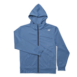 18600 Sweat W/Zip - Blue