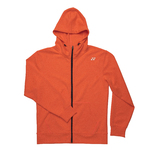 18600 Sweat W/Zip - Orange
