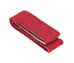 AC402DX Ultra Thin Towelling Grip - Red